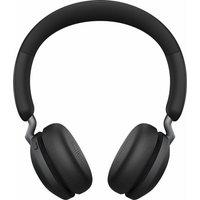 JABRA 45h Wireless Bluetooth Headphones - Titanium Black, Titanium