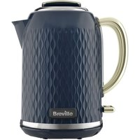 Click to view product details and reviews for Breville Curve Vkt171 Jug Kettle Gold Navy Blue Gold.