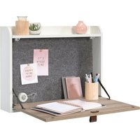 Teknik Avon Wall-mounted Desk for working from home or office