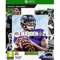 XBOX Madden NFL 21.