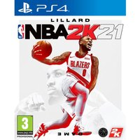 PLAYSTATION NBA 2K21.