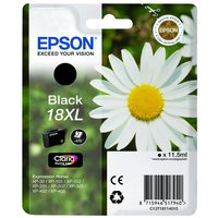 EPSON Daisy T1811 XL Black Ink Cartridge, Black