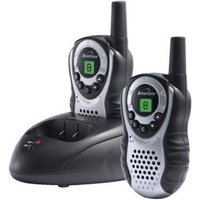 BINATONE Latitude 150 Twin Walkie Talkie - Black & Silver, Black