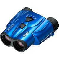 NIKON Aculon T11 8-24 x 25 Porro Prism Binoculars - Blue, Blue
