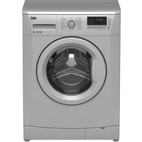 BEKO WMB61432S Washing Machine - Silver, Silver