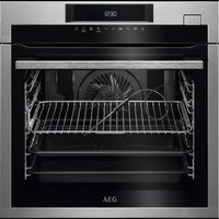 Aeg Steamboost Bse782320m Electric Steam Oven - Stainless Steel, Stainless Steel