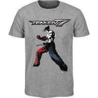 VENOM Tekken 7 T-Shirt - XL, Grey, Grey