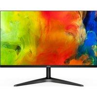 "AOC 24B1XH Full HD 23.8"" LED Monitor - Black, Black"