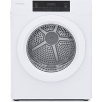 MONTPELLIER MTD30P 3 kg Vented Tumble Dryer - White, White