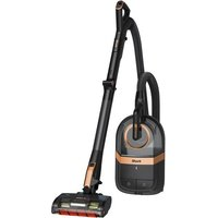 SHARK Dynamic Technology with Anti Hair Wrap & DuoClean CZ500UKT Cylinder Bagless Vacuum Cleaner - Black