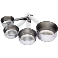 Kitchen Craft 4 Piece Measuring Cup Set