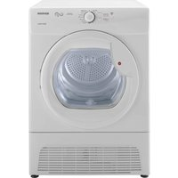 HOOVER  VTC5911NB Condenser Tumble Dryer - White, White
