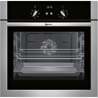 NEFF B14M42N5GB Electric Oven - Stainless Steel, Stainless Steel