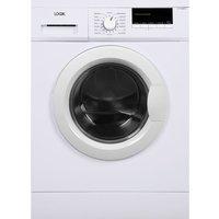 LOGIK L714WM17 7 kg 1400 Spin Washing Machine - White, White