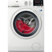 AEG 7000 Series L7WBG741R 7 kg Washer Dryer - White