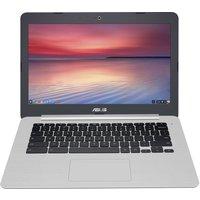 ASUS C301 13.3 Chromebook - Grey, Grey
