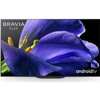 55 SONY BRAVIA KD-55AG9BU Smart 4K Ultra HD HDR OLED TV with Google Assistant, Black.