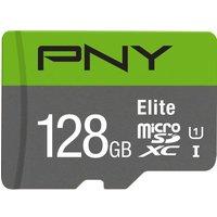 Elite Class 10 microSDXC Memory Card - 128 GB