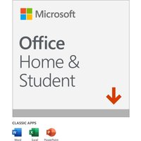 MICROSOFT Office Home & Student 2019 - Lifetime for 1 user (download)