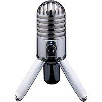 SAMSON Meteor Microphone - Silver, Silver