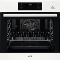 Click to view product details and reviews for Aeg Steambake Beb355020w Electric Steam Oven White White.