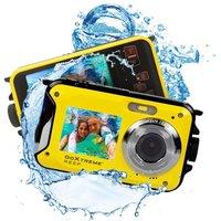 GOXTREME Reef 20150 Tough Compact Camera - Yellow, Yellow