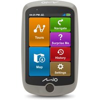 """MIO Cyclo Discover 3.5"""" Bicycle Navigation - Full Europe Maps"""