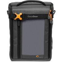 LOWEPRO GearUp Creator Box XL II DSLR Camera Bag - Grey & Orange, Grey