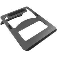 MOYORK Lumo Aluminium Laptop Stand - Grey, Grey