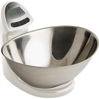 TYPHOON Vision Digital Kitchen Scales - White, White