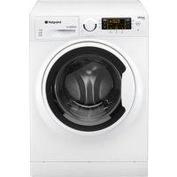 HOTPOINT Ultima RPD 8457 J UK/1 Washing Machine - White, White