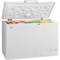 HAIER BD-519RAA Chest Freezer - White, White