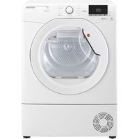 HOOVER Dynamic Next DX C10DE Smart 10 kg Condenser Tumble Dryer - White, White