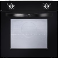 NEW WORLD NW602V BLK Electric Oven - Black, Black