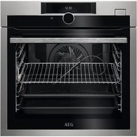 AEG BSE874320M Electric Oven - Stainless Steel, Stainless Steel
