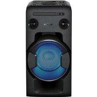 Sony Mhc-v11 Wireless Megasound Hi-fi System - Black, Black at Currys Electrical Store