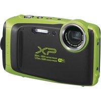 FUJIFILM XP130 Tough Compact Camera - Lime