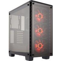 CORSAIR Crystal Series 460X RGB Mid-Tower ATX PC Case