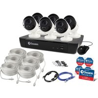 Swann Swnvk-885806 8-channel 4k Ultra Hd Security System at Currys Electrical Store