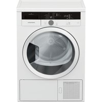 Grundig Tumble Dryer GTN28240GW 8 kg Heat Pump  - White, White