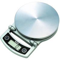 TANITA KD-400 Electronic Kitchen Scale - Silver, Silver