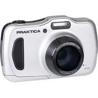 PRAKTICA Luxmedia WP240-S Compact Camera - Silver, Silver.