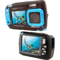 AQUAPIX Easypix W1400 Compact Camera - Blue, Blue