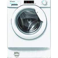 CANDY CBW 49D2E Integrated 9 kg 1400 Spin Washing Machine.