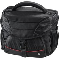 HAMA Pittsburgh 130 DSLR Camera Bag - Black, Black