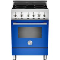 BERTAZZONI Professional 60 X60INDMFEBL Electric Induction Cooker - Blue, Blue