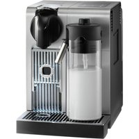 NESPRESSO Nespresso Lattissima Pro EN750MB Coffee Machine - Silver & Black, Silver