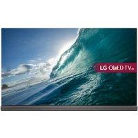 65 LG OLED65G7V Smart 4K HDR OLED TV - Gold & Wine, Gold