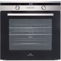 NEW WORLD Suite 60MF SS Electric Oven - Stainless Steel, Stainless Steel