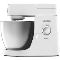 KENWOOD Premier Chef XL KVL4100W Stand Mixer - White, White
